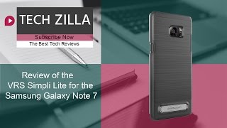 VRS Simpli Lite Case for the Samsung Galaxy Note 7