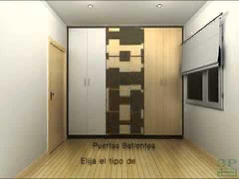 Muebles a medida 3p mobel youtube - Muebles 3p ...