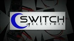 Electrician Southwest Florida | Switch Electric | 727.452.4877