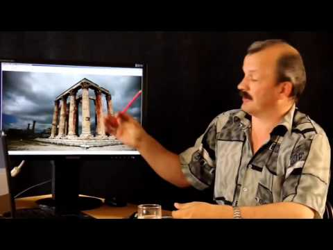 History falsification as a mind control method. Greek temples. What is their antiquity?