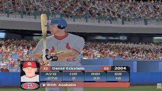MLB 2006 PS2 Gameplay HD