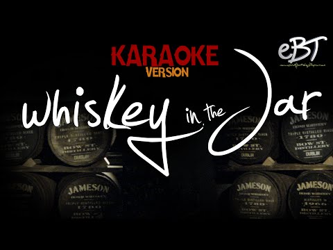 Whiskey In The Jar - Karaoke [CHORDS & LYRICS]
