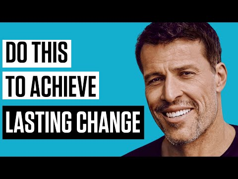 Tony Robbins on Immersion Coaching