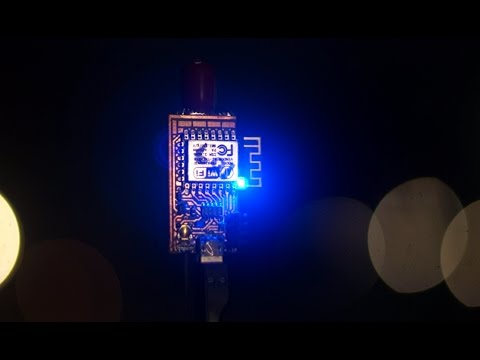 Trying to do 3D Localization using ESP8266