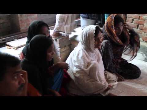 Hunger Deaths of children of weavers in Bazardiha, Varanasi