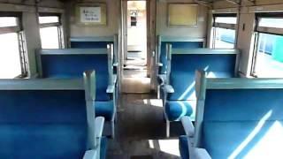 小樽市総合博物館マニ30・スハフ44・キシ80・キハ82車内を歩く