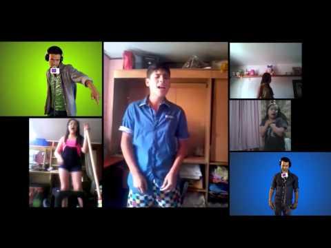 Videoclip 'Canta Mi Persona Favorita' junto al elenco de Pituca sin Lucas