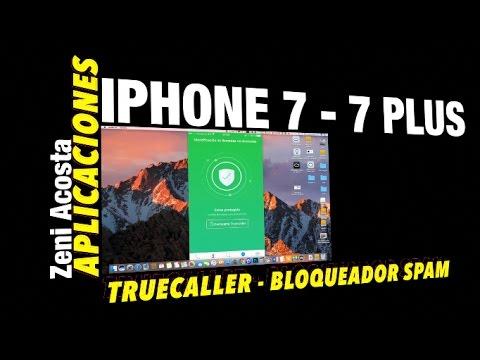 Truecaller anti spam llamadas telefónicas Iphone - Android