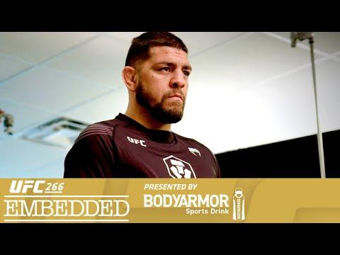 UFC 266 Embedded: Vlog Series - Episode 4