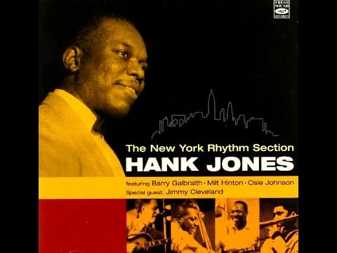Hank Jones - Do Nothin' Till You Hear from Me