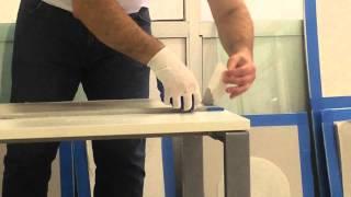 Как нанести шпаклевку на стену(В этом видео вы узнаете как нанести шпатлевку на стену. Купить шпатлевки для стен можно в нашем интернет..., 2014-07-24T06:18:52.000Z)