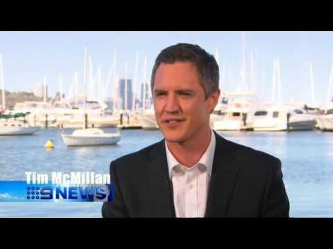 Tim McMillan - Perth memories