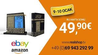 Realshop - Mirac Kabe Ezan Saati - 12 Saniye