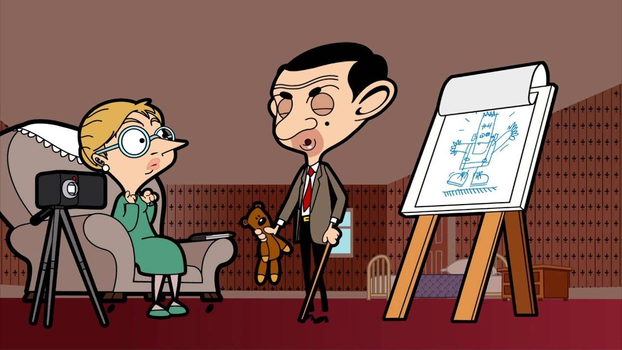 Mr. Bean (Animated)