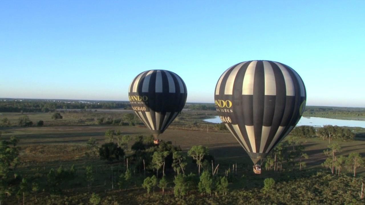 Orlando Balloon Rides - Balloon Ride Pricing, Reservations