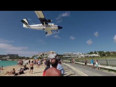 Sint Maarten in a minute!