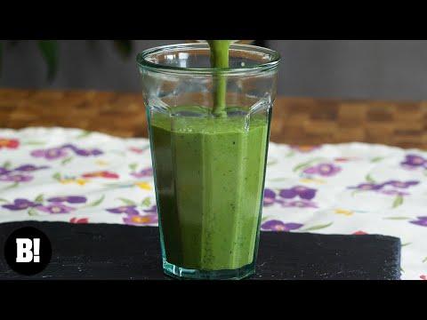 Super Green, Super Healthy Smoothie!