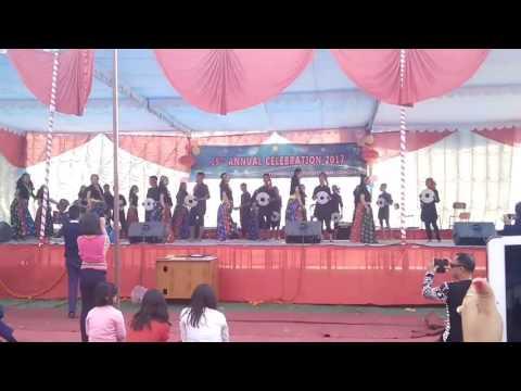 KUHS Damphu song class 9