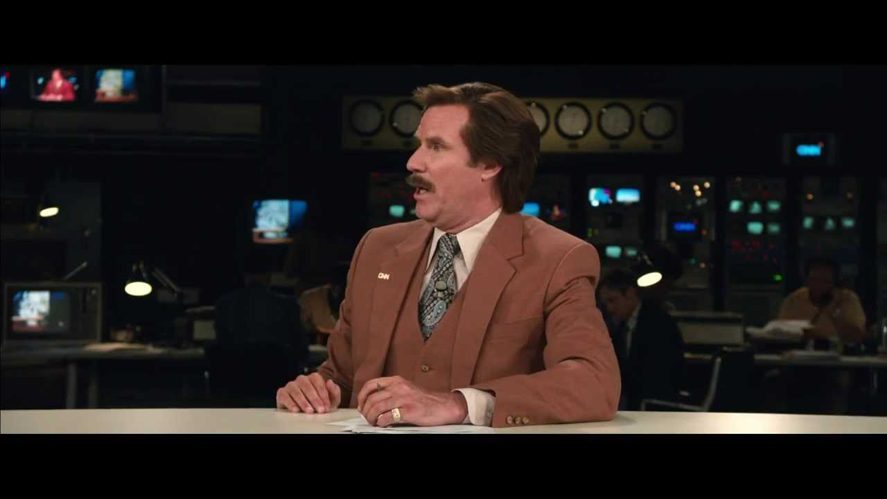 """Download ANCHORMAN 2: THE LEGEND CONTINUES - Official Clip - """"93 Reasons"""""""