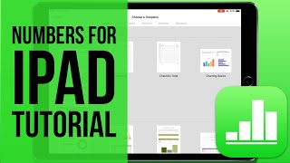 Gambar cover Numbers for iPad Tutorial 2019
