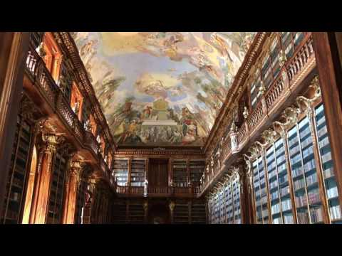 Strahov Library, Prague, Czech Republic