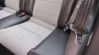 2003 Mustang SVT Cobra 2nd Interior vid