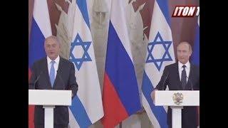 А.Векслер: Нетанияху выдал Путину секреты операции