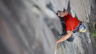 Alex Honnold's Welsh Slate Experience