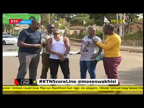 Scoreline crew sentiments at Eldoret City Marathon