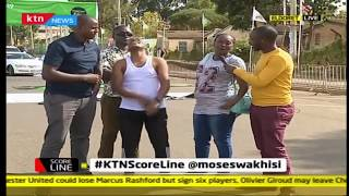 Scoreline crew sentiments at Eldoret City Marathon