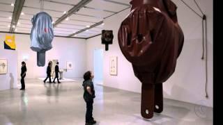 видео Современное искусство в Вене (Вена, Австрия)