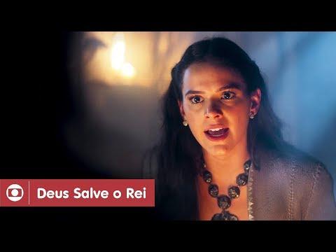 Deus Salve O Rei: capítulo 16 da novela, sexta, 26 de janeiro, na Globo.
