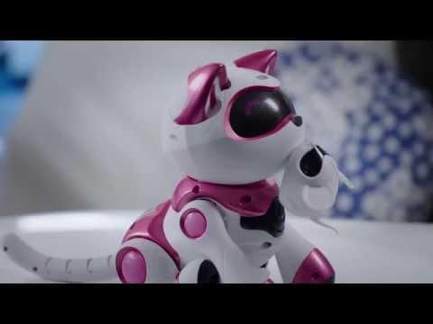 Teksta Kitten - Robot kat fra danske Intoy ( Dansk tale )