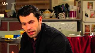Debbie Orders Andy To Sort Out His Relationships - Emmerdale