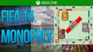 FIFA 14 Ultimate Team | FIFA MONOPOLY! France Squad Builder! FT TOTY Ribery!