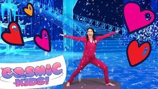 Cosmic Kids Yoga Valentines Special