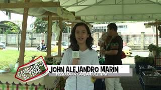 Mercados Campesinos en Medellin- Programa Cambiando El Tema