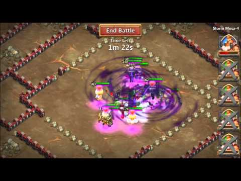 Jtisallbusiness Castle Clash Mesa 4 Arena Top 10 Fighting Lost Realm Towers