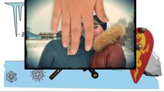 Необычное видео-поздравление с годовщиной свадьбы