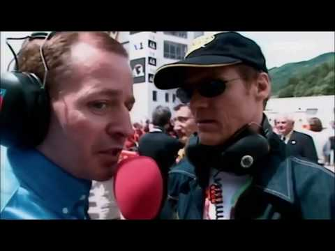 Martin Brundle 20 years of the grid walk 1997-2017