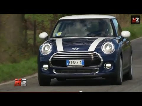 2014 Mini Cooper D Test Drive Only Sound Youtube