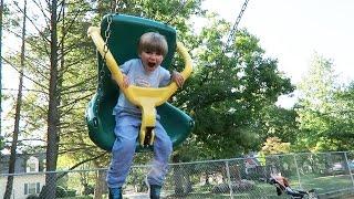 New American Playground Fun | Arcadius Kul