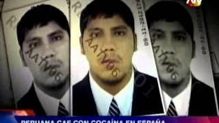 Familia de peruana detenida con droga en España pide ayuda al gobierno
