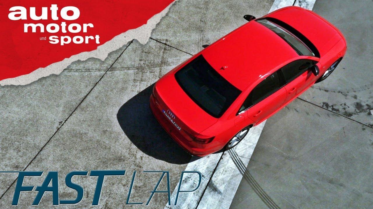 Audi S4: Viel zu brav! Hat Audi den Mut verloren? - Fast Lap | auto motor und sport