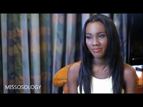 Beauty Talks: Miss International Guyana 2014 Ruqayyah Boyer - Missosology