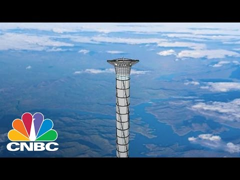 'Space Elevator' In The Works | CNBC