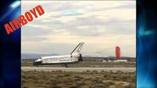NASA Space Shuttle Era: Landing Sites