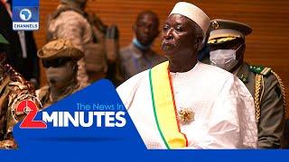 Recap: Mali Interim President Vows Handover Within 18-Month Limit