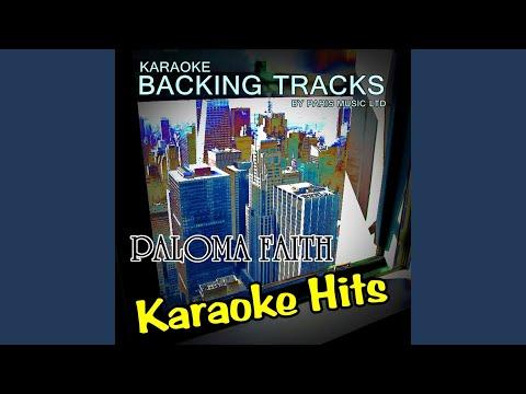 Upside Down (Originally Performed By Paloma Faith) (Karaoke Version)