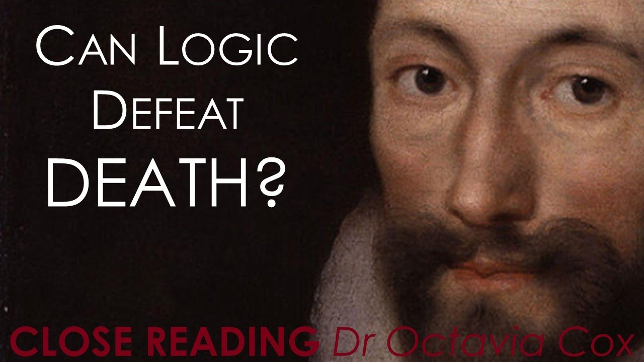 John Donne Death Be Not Proud Poem Holy Sonnet 10 Metaphysical Poetry Literature Analysi Youtube Theme